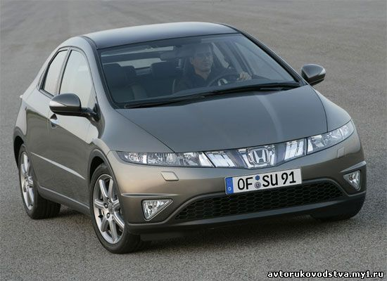 Мультимедийное руководство Honda Civic